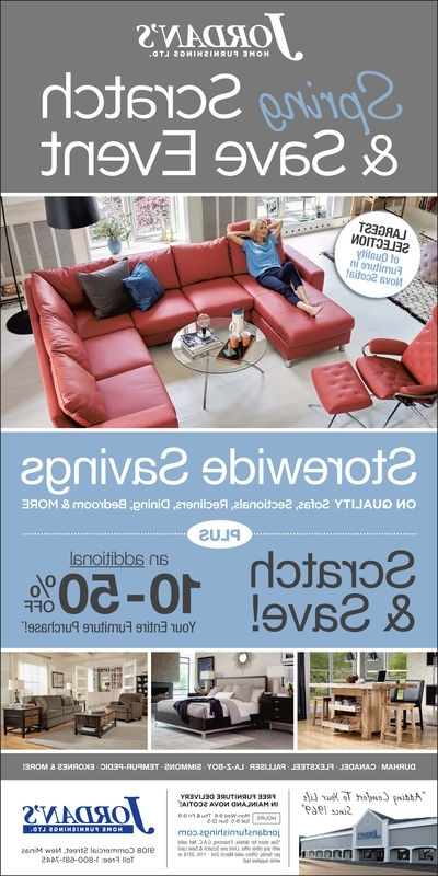 Nova Scotia Sectional Sofas In Popular Chronicle Herald Business Directory: Coupons, Restaurants (View 10 of 10)