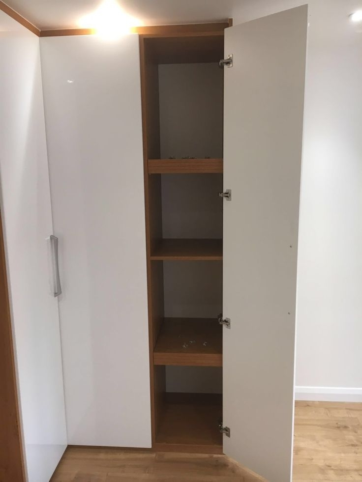 Oak And White Wardrobes Throughout Most Popular 91 Best Hinged Wardrobes Images On Pinterest (View 9 of 15)