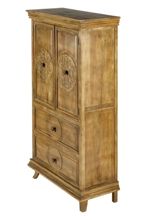 Old Fashioned Wardrobes In Fashionable Java Wardrobe – Marina Home (View 11 of 15)