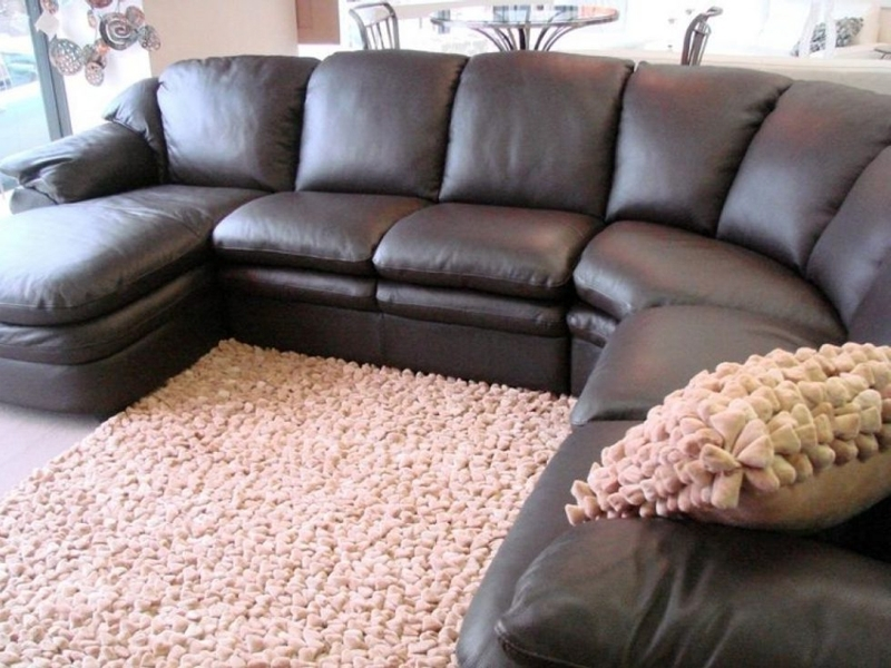On Sale Sectional Sofas With Regard To Preferred Sectional Sofa. Used Sectional Sofas Sale: Best 25 Leather Couches (Gallery 8 of 10)