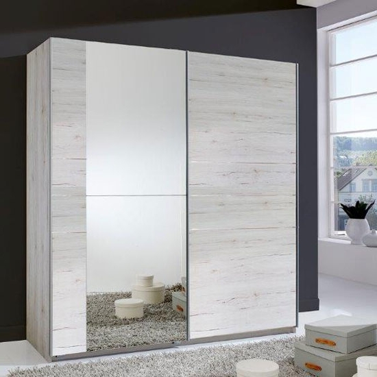 One Door Mirrored Wardrobes Intended For Recent Determine Wardrobe With Mirror Doors – Suggestion Fif Blog (View 6 of 15)