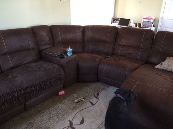 One80 5 Pc Sectional (Furniture) In Jacksonville, Nc – Offerup Inside Most Current Jacksonville Nc Sectional Sofas (View 6 of 10)