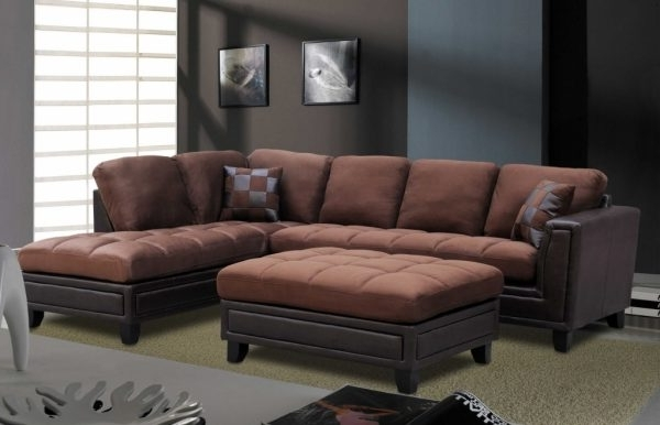 Orange County Ca Sectional Sofas Within Most Up To Date Sectional Sofas : Sectional Sofas Orange County Ca – Microfiber (Gallery 1 of 10)