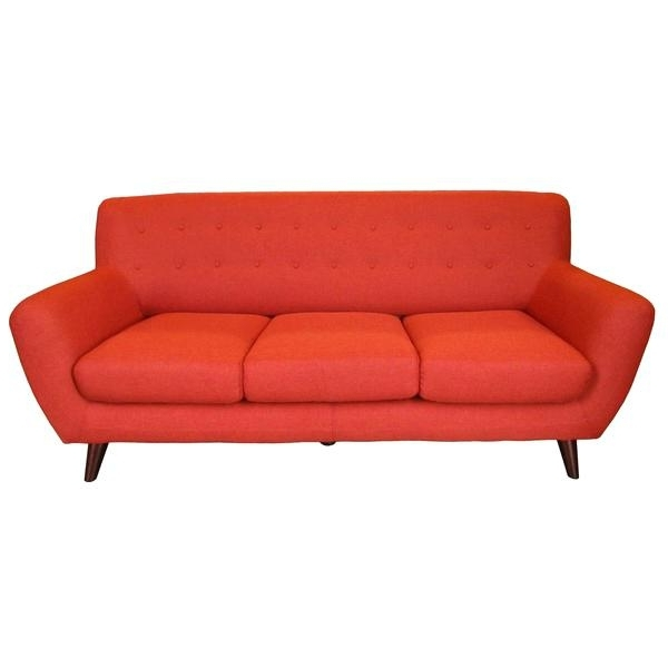 Orange Modern Sofa Modern Sectional Sofas Orange County With Trendy Orange County Sofas (View 7 of 10)