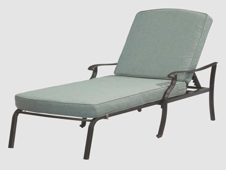 Outdoor Chaise Lounge Chairs Under $100 Archives With Regard To Trendy Chaise Lounge Chairs Under $ (View 13 of 15)