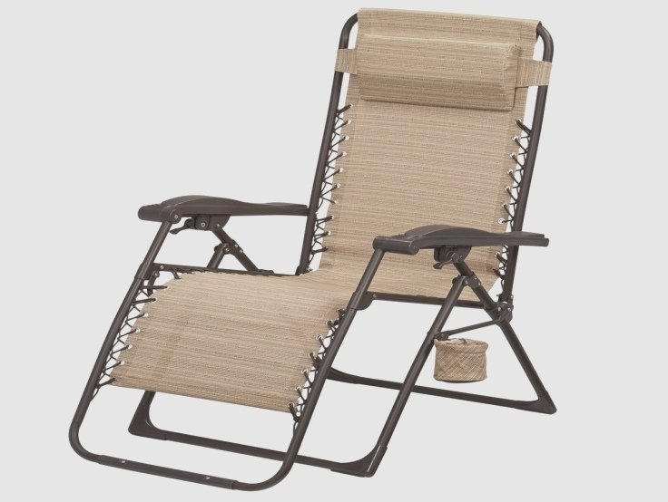 Outdoor Chaise Lounge Chairs Under $100 With Regard To Best And Newest Outdoor Chaise Lounge Chairs Under $100 Archives (View 13 of 15)