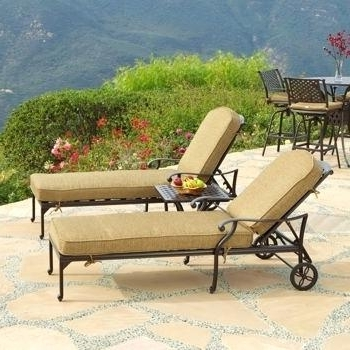 Outdoor Chaise Lounge Clearance Outdoor Chaise Lounges Amazing In Recent Chaise Lounges For Patio (View 3 of 15)