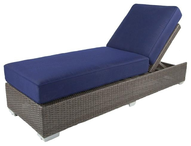 Outdoor Chaise Lounge Cushions Pertaining To Preferred Pool Lounge Cushions Outdoor Lounge Chair Cushions Canada Outdoor (View 8 of 15)
