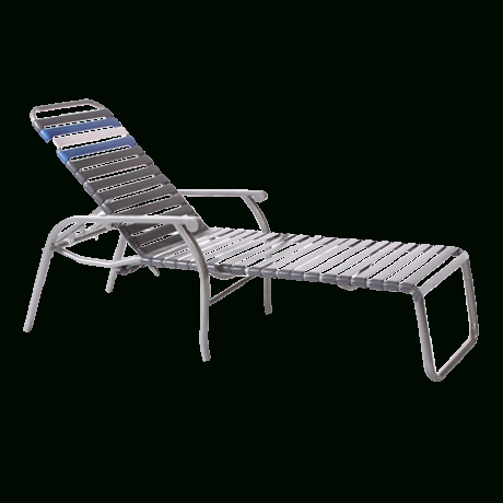Outdoor Chaise Lounge With Regard To Current Vinyl Outdoor Chaise Lounge Chairs (View 11 of 15)