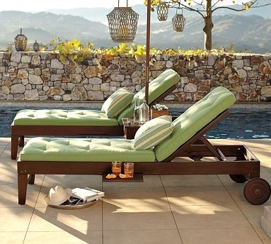 Outdoor Chaise Lounges For Trendy Diy Outdoor Chaise Lounge – Shanty 2 Chic (Gallery 11 of 15)