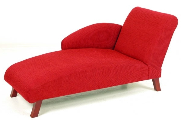 Outstanding Audrey Chaise Lounge Renae Interiors Video And Photos With Trendy Red Chaise Lounges (View 7 of 15)