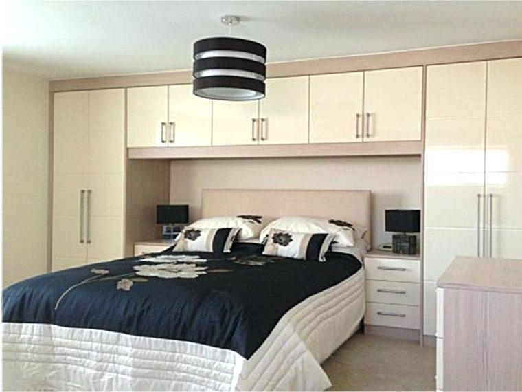 Featured Photo of Over Bed Wardrobes Sets