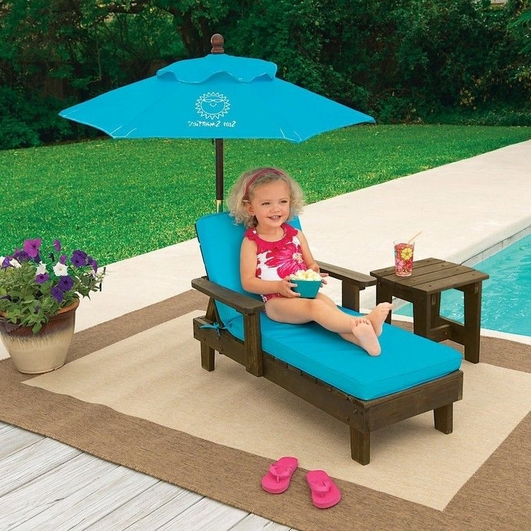 Featured Photo of Children's Outdoor Chaise Lounge Chairs