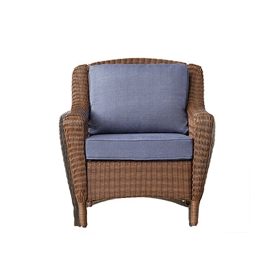 Patio Chairs – The Home Depot Regarding Widely Used High Quality Chaise Lounge Chairs (View 15 of 15)