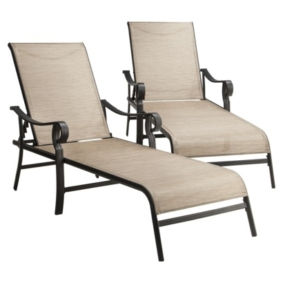 Patio Chaise Lounge Chairs Within Well Liked Gorgeous Patio Chaise Lounges Backyard Design Ideas Lounge Chair (View 10 of 15)