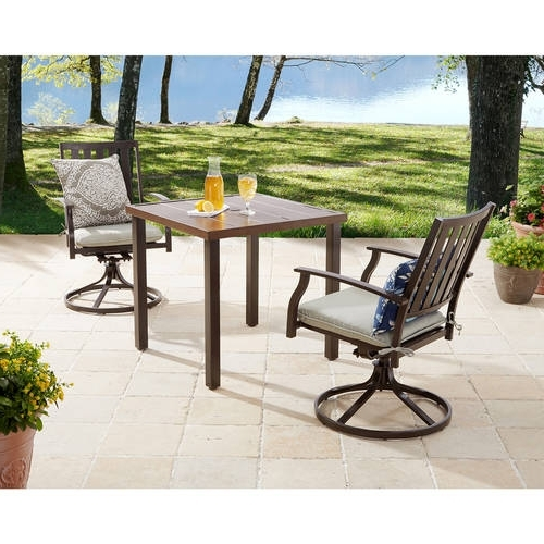 Patio Furniture – Walmart In Most Current Outdoor Sofas And Chairs (View 8 of 10)