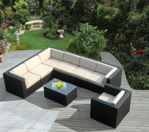 Patio Sofas For Recent Use Sectional Sofa As A Patio Couch  A Great Extension Of Your (View 5 of 10)