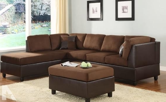 Pensacola Fl Sectional Sofas Within Most Popular Nice!! Reversible Sectional Sofa And Chaise Pay No Tax!! – (Can (View 6 of 10)