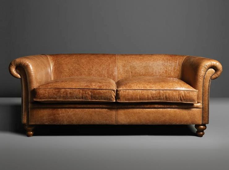 Perfect Light Tan Leather Sofa Tan Sofas – Interiorvues Regarding Fashionable Light Tan Leather Sofas (View 3 of 10)
