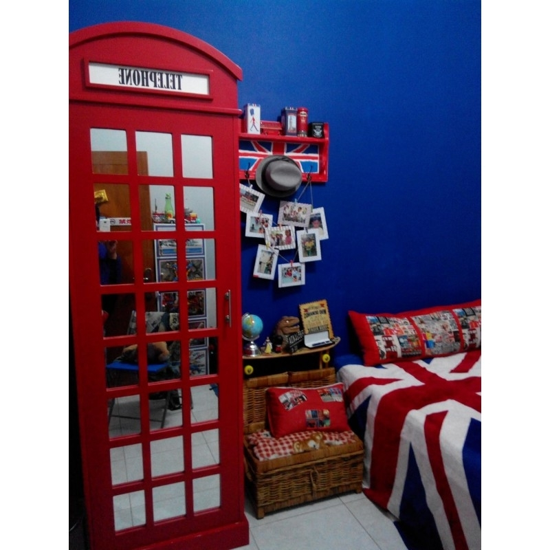 Pernikindonesia With Regard To Current Telephone Box Wardrobes (View 10 of 15)