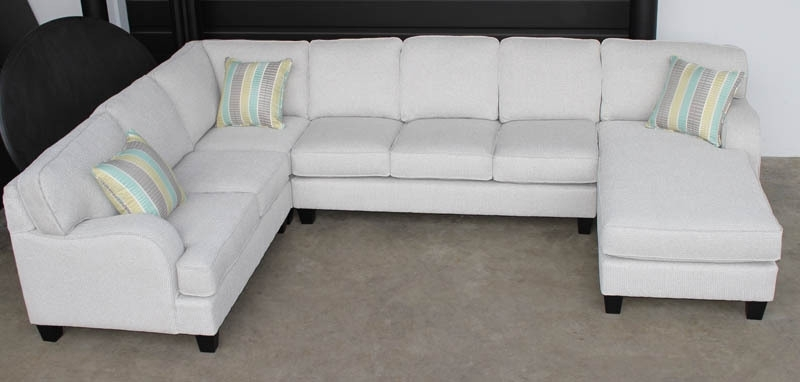 Philly 4 Piece Sectional Intended For Fashionable Sectional Sofas At Bc Canada (View 5 of 10)