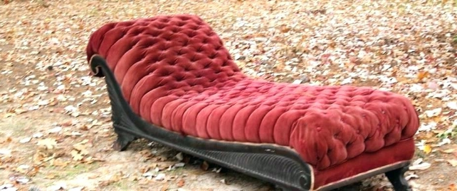 Pink Chaise Lounge Chair Vintage Chaise Lounge Chair Antique With Regard To Most Recently Released Vintage Chaise Lounge Chairs (View 5 of 15)
