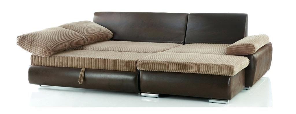 Popular Bed Sofa Couch Bed Tan Microfiber Convertible Sofa Bed Couch For King Size Sleeper Sofas (View 8 of 10)