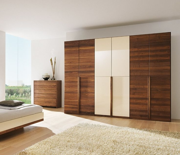 Popular Bedroom Wardrobes Regarding Awesome Modern Bedroom Wardrobes Modern Bedroom Wardrobe Designs (View 12 of 15)