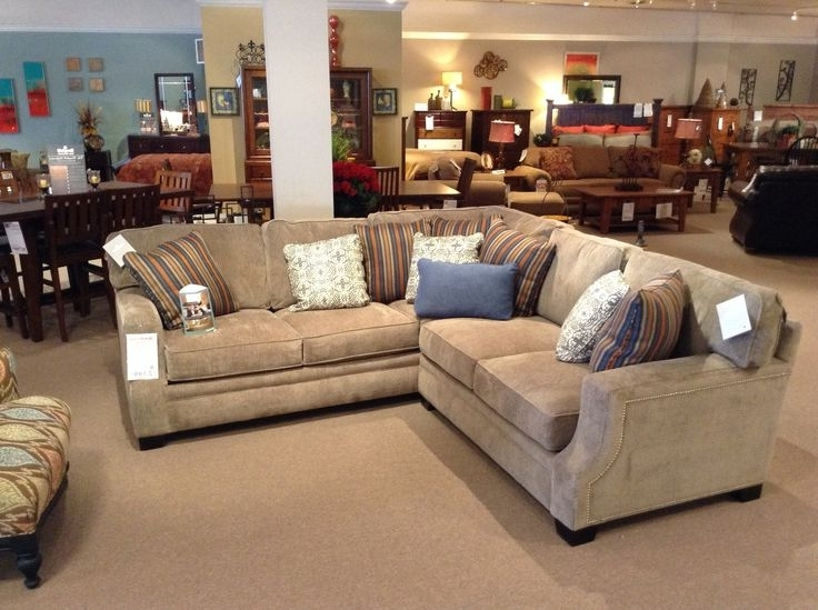 Popular Broyhill Sectional Sofas Intended For 15 Best Sectional Images On Pinterest (View 7 of 10)