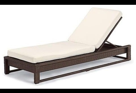 Popular Chaise Lounge Chairs At Macy's With Regard To Modern Oasis Aluminum Outdoor Chaise Lounge Created For Macy S (View 8 of 15)