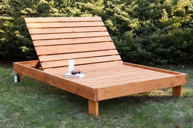 Popular Diy Outdoor Chaise Lounge (View 11 of 15)