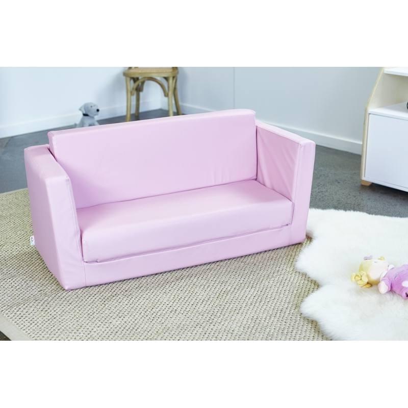 Popular Flip Out Sofa For Kids Regarding Kids 2 Seater Flip Out Sofahipkids (View 10 of 10)