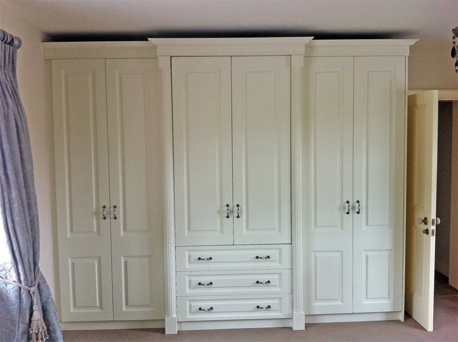 Featured Photo of Ivory Wardrobes