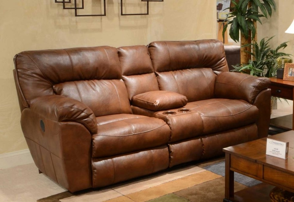Popular Loveseat : Loveseat And Ottoman Wall Hugger Loveseat Reclining For Loveseats With Ottoman (View 6 of 10)