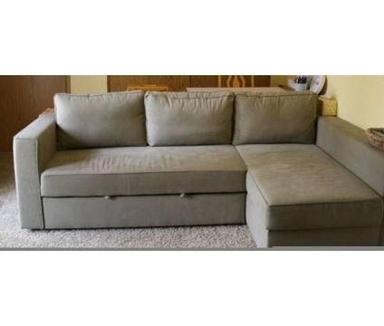 Popular Manstad Sofas In Manstad Sectional Sofa Bed & Storage From Ikea – Trubyna (View 9 of 10)
