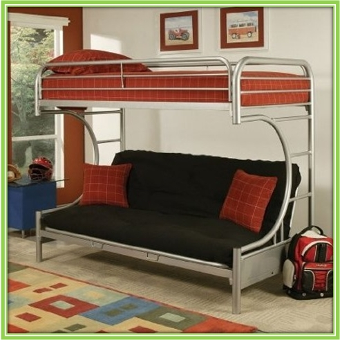 Popular Metal Folding Sofa Bunk Beds,king Size Sofa Bed – Buy Metal Within Sofa Bunk Beds (View 2 of 10)