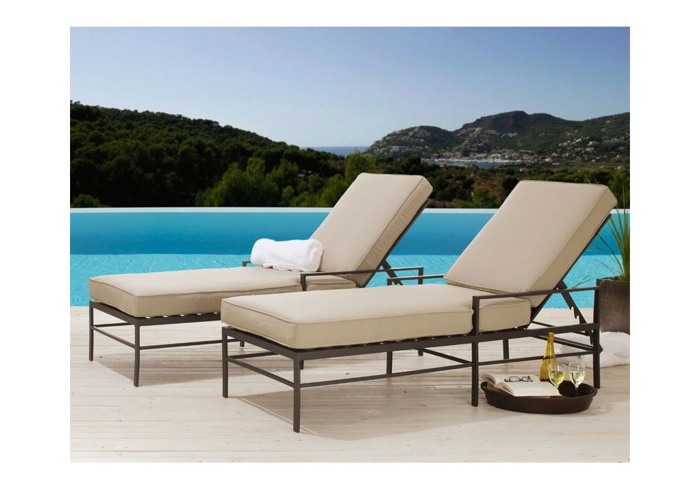 Popular Pool Outdoor Chaise Lounge Chairs — Optimizing Home Decor Ideas Inside Chaise Lounge Chairs For Poolside (View 15 of 15)