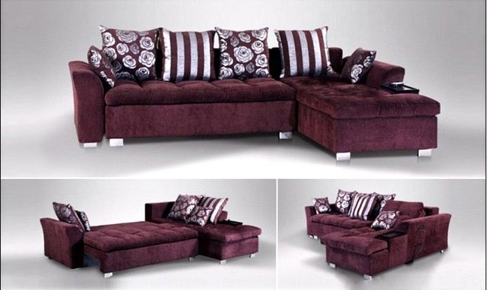 Popular Recliner Lying Storage Removable And Washable Fabric Sofa Bed With Washable Sofas (View 4 of 10)
