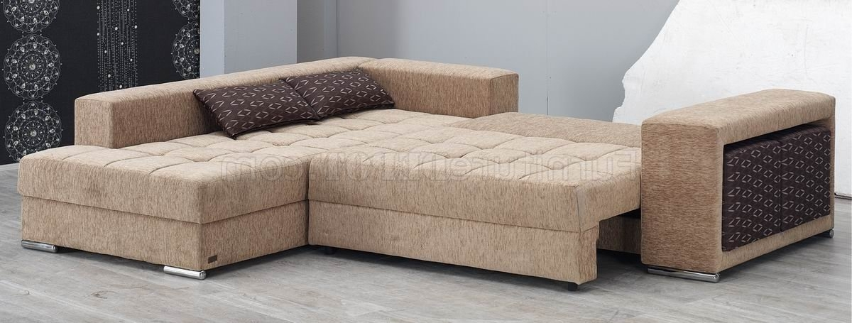 Popular Sectional Sofa Design: Most Soft Convertible Sectional Sofa Ever Pertaining To Convertible Sectional Sofas (Gallery 1 of 10)