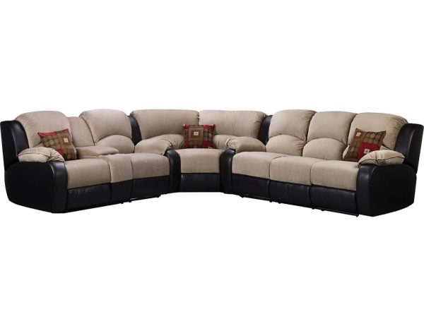 Popular Sectional Sofas At The Brick Within Sectional Sofas : The Brick Sectional Sofas – California Sectional (View 6 of 10)