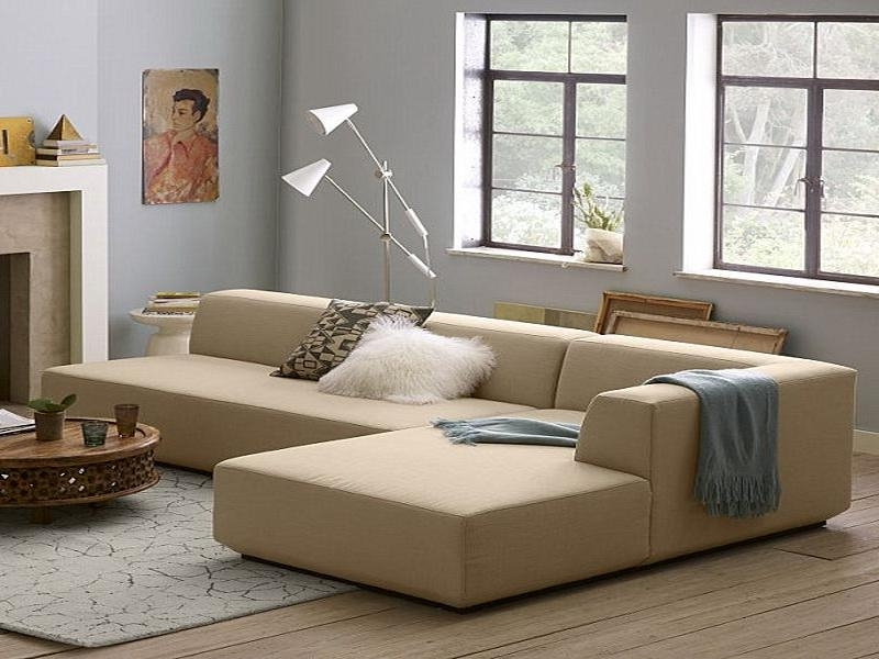 Popular Sectional Sofas For Small Spaces With Sectional Sofas For Small Spaces : Sofas For Small Spaces: Looking (View 4 of 10)