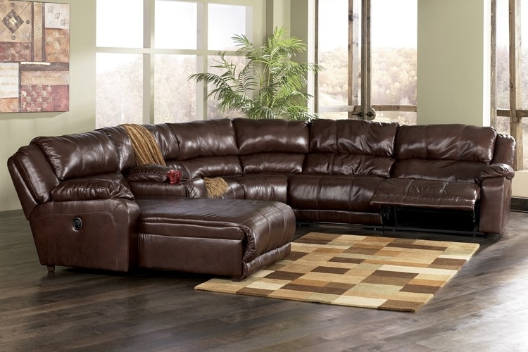 Popular Sectionals With Chaise In Sectionals Chaises Costco Within Leather Sectional With Chaise (View 11 of 15)
