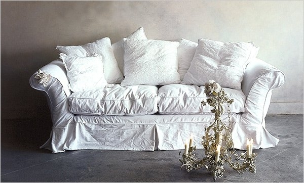 Popular Shabby Chic Sofas Inside Making Shabby Chic, Again – The New York Times (View 6 of 10)