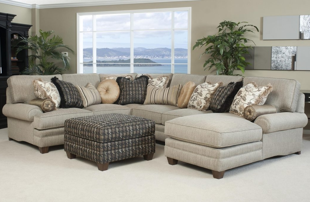 Popular Small Traditional Sectional Sofas Curved Leather Sofa Canada Regarding Sectional Sofas In Stock (View 2 of 10)