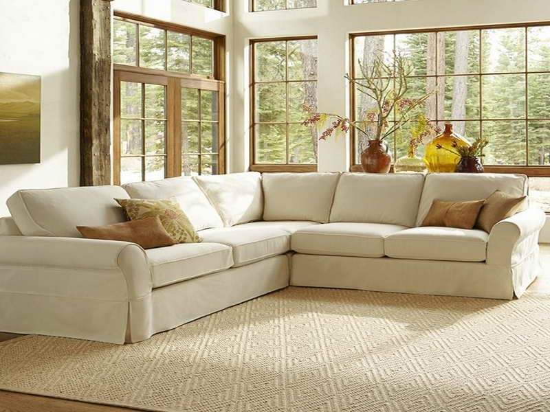 Popular The Best Pottery Barn Sofa Sectional — Cabinets, Beds, Sofas And Inside Pottery Barn Sectional Sofas (View 4 of 10)