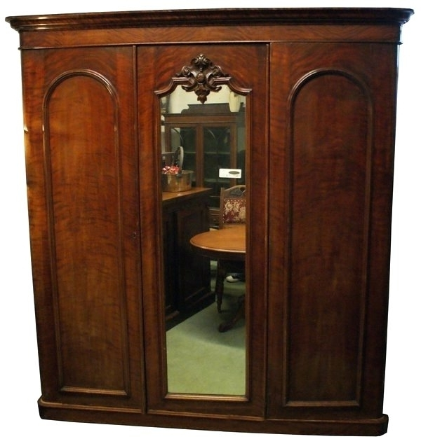 Popular Victorian Wardrobes For Sale Regarding Wardrobes ~ Second Hand Daybeds For Sale Johannesburg Second Hand (View 7 of 15)