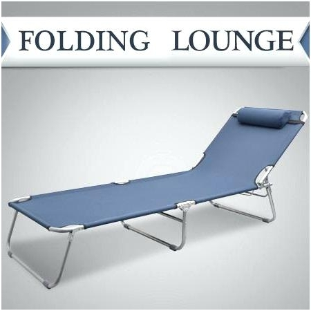 Portable Outdoor Chaise Lounge Chairs Pertaining To Most Current Check This Fold Up Lounge Chairs Portable Outdoor Folding Sun (View 13 of 15)