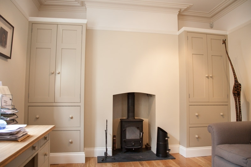 Portfolio Of Bespoke Fitted Furniture Regarding Most Popular Alcove Wardrobes (View 11 of 15)