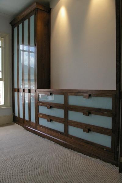 Portfolio – Walnut Wardrobes – Nick Gutfreund Fine Furniture Within Well Known Walnut Wardrobes (View 10 of 15)