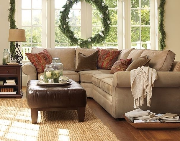 Pottery Barn – Traditional – Family In Widely Used Pottery Barn Sectional Sofas (View 6 of 10)